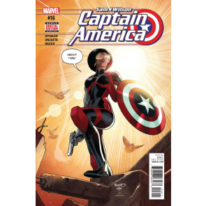 Captain America Sam Wilson (2015) #16 VF/NM
