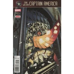 Captain America: Sam Wilson (2015) #23 VF/NM
