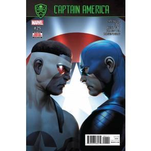 Captain America (2017) #25 (Legacy #694) VF/NM (9.0) Secret Empire Tie-In