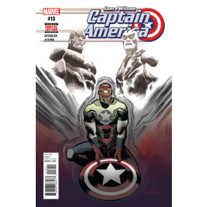 Captain America Sam Wilson (2015) #18 VF/NM