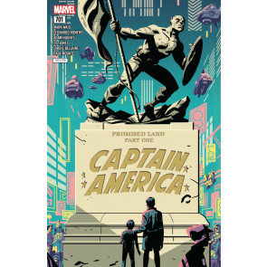 Captain America (2017) #701 VF/NM