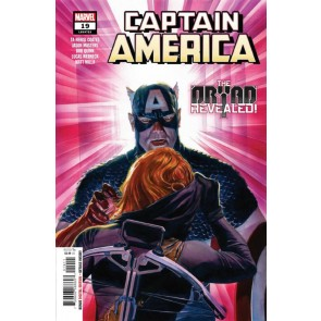 Captain America (2018) #19 (#723) VF/NM Alex Ross Regular Cover