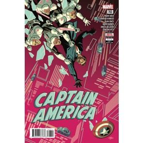 Captain America (2017) #703 VF/NM