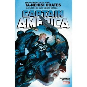 Captain America by Ta-Nehisi Coates Volume 3 - Legend of Stever Tpb
