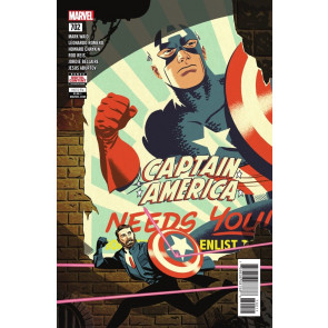 Captain America (2017) #702 VF/NM