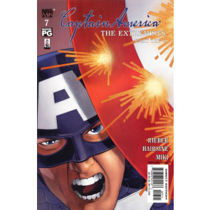 CAPTAIN AMERICA (2003) #'s 7, 8, 9, 10, 11 THE EXTREMISTS 5 PART STORYLINE