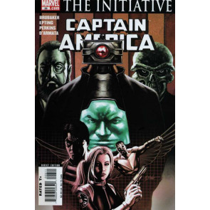 Captain America (2005) #26 VF/NM Bucky Winter Soldier Ed Brubaker