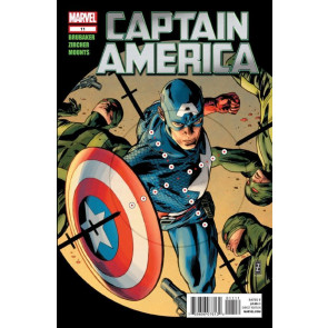 CAPTAIN AMERICA (2011) #11 NM