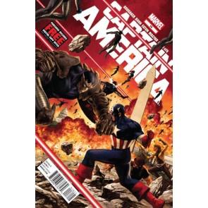 CAPTAIN AMERICA (2011) #16 NM
