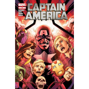 CAPTAIN AMERICA #6 (2011) NM