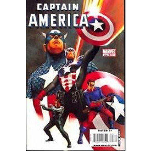CAPTAIN AMERICA #600 STEVE EPTING COVER NM REBORN