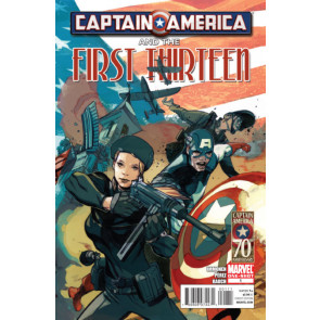 CAPTAIN AMERICA AND THE THIRTEEN #1 NM ONE-SHOT