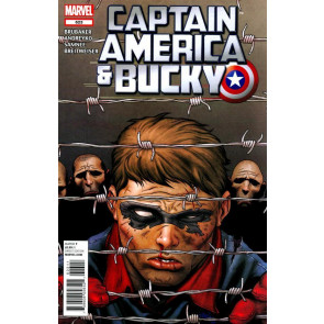 CAPTAIN AMERICA & BUCKY #623 VF/NM