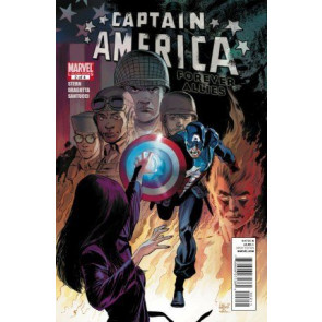 CAPTAIN AMERICA: FOREVER ALLIES #2 OF 4 NM