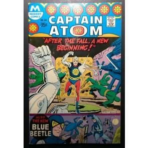 Captain Atom (1977) #84 VG/FN (5.0) 1st app New Captain Atom Modern Comics