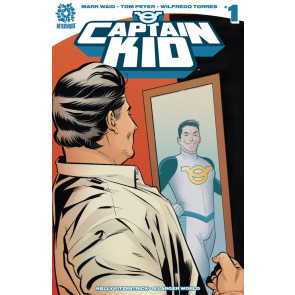 Captain Kid (2016) #1 VF/NM Mark Waid Aftershock