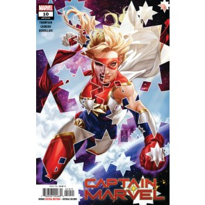 Captain Marvel (2019) #10 VF/NM-NM Star Appearance