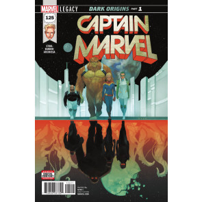 Captain Marvel (2017) #125 VF/NM