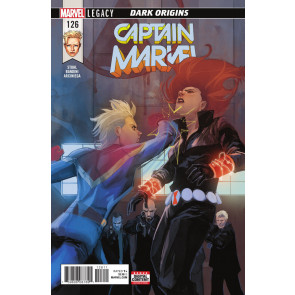 Captain Marvel (2017) #126 VF/NM