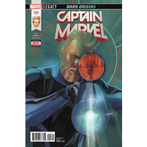 Captain Marvel (2017) #127 VF/NM