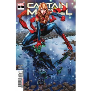 Captain Marvel (2019) #'s 8 & 9 Regular Carnage Blood BOBG 80th Ann 1st App Star