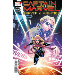 Captain Marvel: Braver & Mightier (2019) #1 VF/NM