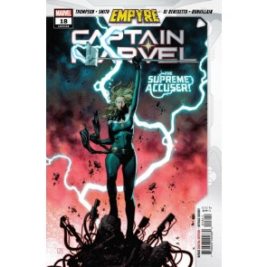 Captain Marvel (2019) #18 VF/NM 1st Appearance Lauri-Ell Jorge Molina Cover