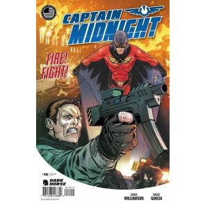 CAPTAIN MIDNIGHT #15 VF/NM DARK HORSE COMICS