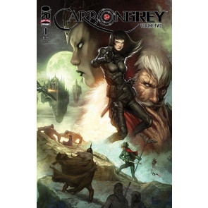 CARBON GREY VOLUME TWO #1 NM COVER A IMAGE COMICS