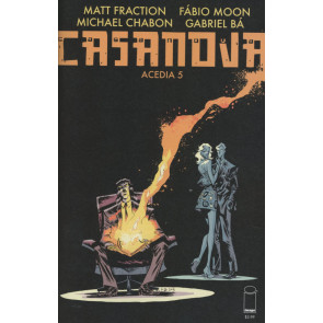 Casanova: Acedia (2015) #5 VF/NM Matt Fraction Image Comics