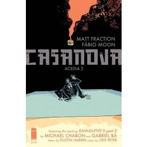 CASANOVA: ACEDIA (2015) #2 VF/NM IMAGE COMICS FRACTION MOON