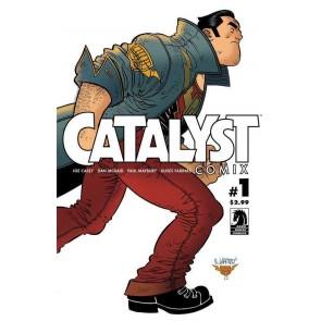 CATALYST COMIX (2013) #1 NM DARK HORSE JOE CASEY