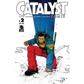 CATALYST COMIX (2013) #2 NM DARK HORSE JOE CASEY