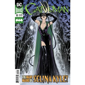 Catwoman (2018) #18 VF/NM David Finch Cover