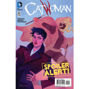 CATWOMAN (2011) #42 VF/NM