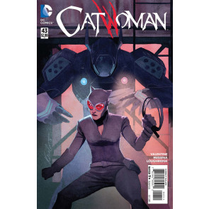CATWOMAN (2011) #43 VF/NM