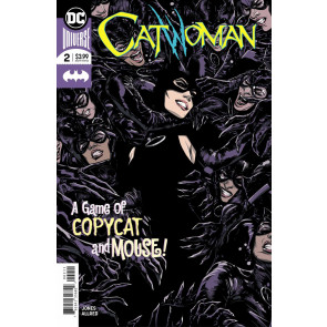 Catwoman (2018) #2 VF/NM Joëlle Jones Cover