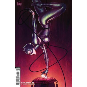 Catwoman (2018) #28 VF/NM Jenny Frison Variant Cover