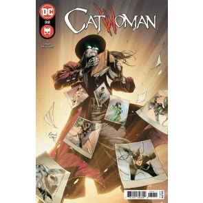 Catwoman (2018) #32 VF/NM Robson Rocha Cover