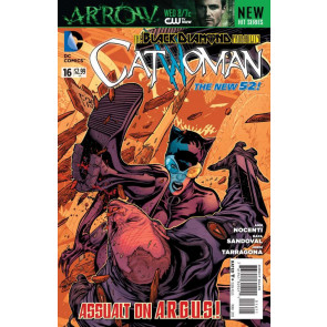Catwoman (2011) #16 VF/NM The New 52!