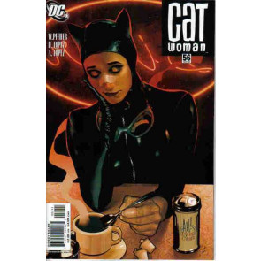 Catwoman (2002) #56 NM Adam Hughes Cover