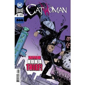 Catwoman (2018) #9 VF/NM Joëlle Jones Cover