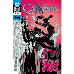 Catwoman (2018) #5 VF/NM Joëlle Jones Cover