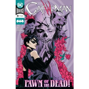 Catwoman (2018) #19 VF/NM Joëlle Jones Cover