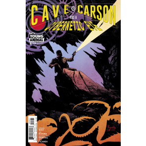 Cave Carson Has A Cybernetic Eye (2016) #8 VF/NM Young Animal Gerard Way