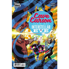 Cave Carson Has An Interstellar Eye (2018) #3 VF/NM Young Animal Gerard Way