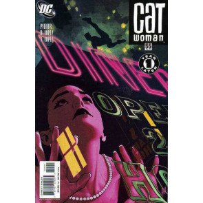 Catwoman (2002) #55 NM Adam Hughes Cover