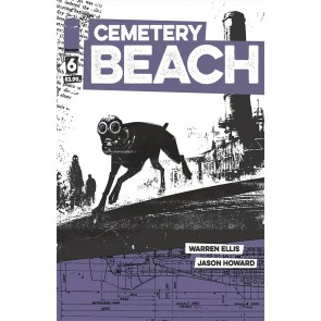 Cemetery Beach (2018) #6 VF/NM Jason Howard Cover A Image Comics