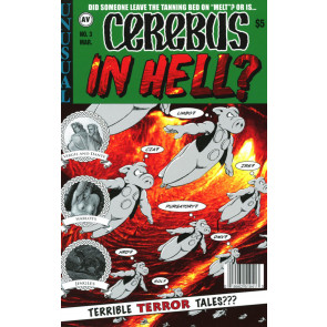 Cerebus in Hell (2017) #3 VF/NM Dave Sim