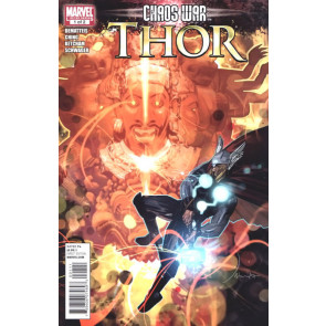 CHAOS WAR: THOR #1 OF 2 NM 1ST PRINT